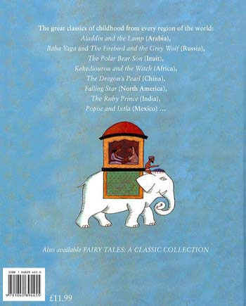 Tales from Around the World: A Classic Collection (Hardback)