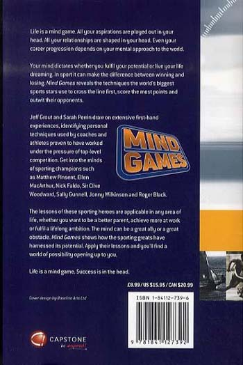 Mind Games: Inspirational Lessons from the World's Finest Sports Stars (Paperback)
