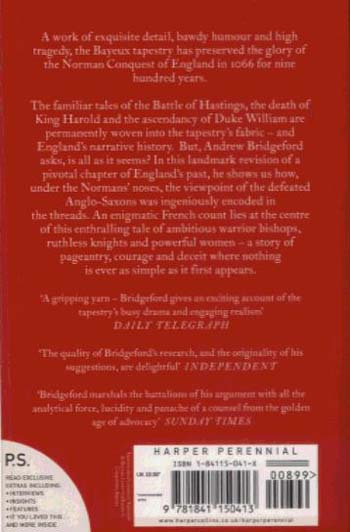 1066: The Hidden History of the Bayeux Tapestry (Paperback)