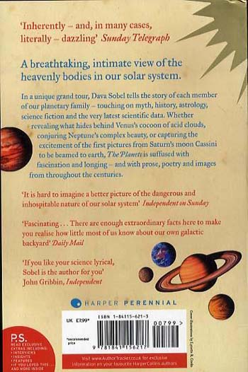 The Planets (Paperback)