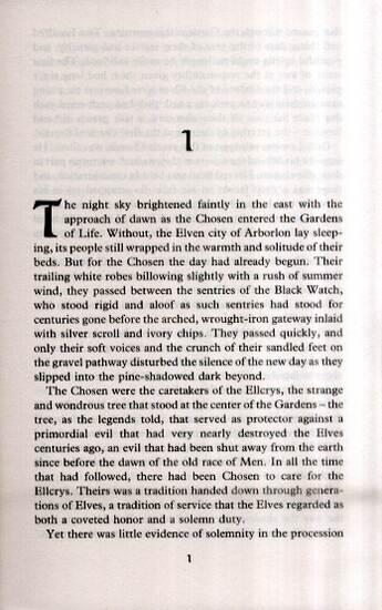 The Elfstones Of Shannara: The Shannara Chronicles - The Shannara Chronicles (Paperback)