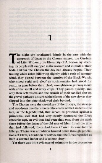 The Elfstones Of Shannara: The original Shannara Trilogy - The Original Shannara Trilogy (Paperback)