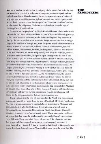 The Klondykers: The Oil Men Onshore (Paperback)