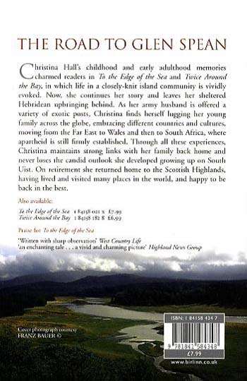 The Road to Glen Spean (Paperback)