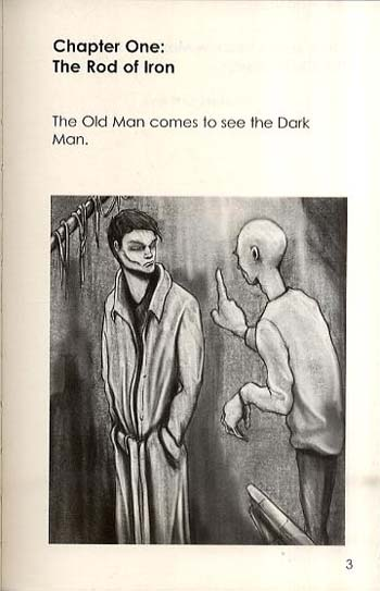 Fear in the Dark - Dark Man (Paperback)