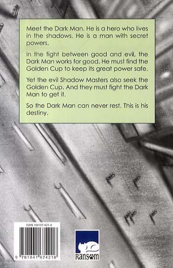 The Dark Glass - Dark Man (Paperback)