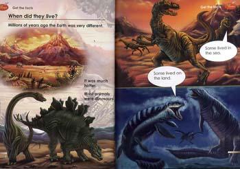 Dinosaur - Trailblazers (Paperback)