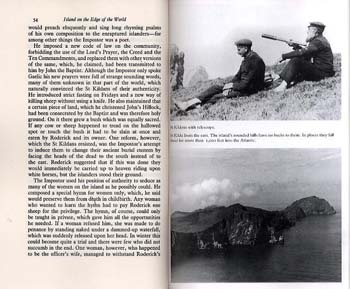 Island on the Edge of the World: The Story of St Kilda (Paperback)