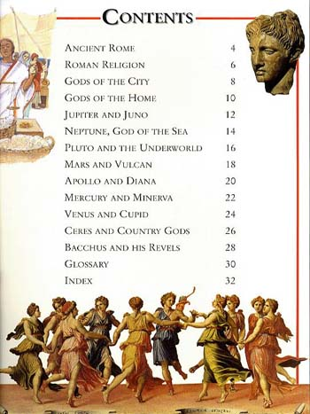 Ancient Rome - Gods & Goddesses S. (Paperback)