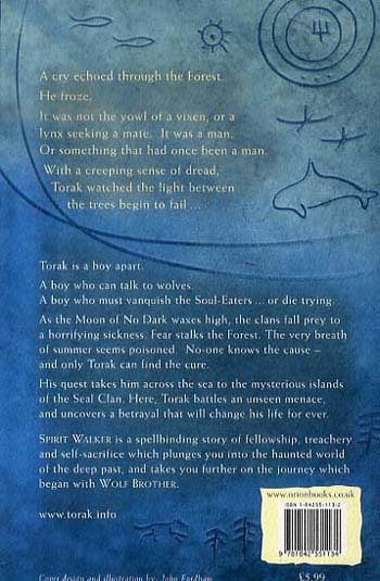 Chronicles of Ancient Darkness: Spirit Walker - Chronicles of Ancient Darkness (Paperback)