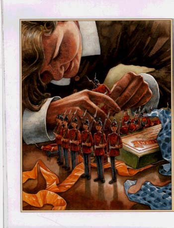 The Steadfast Tin Soldier (Paperback)