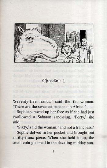 Sophie and the Albino Camel - Sophie Books (Paperback)
