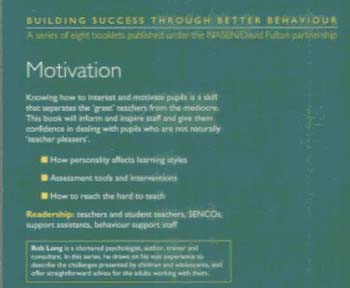 Motivation - nasen spotlight (Paperback)