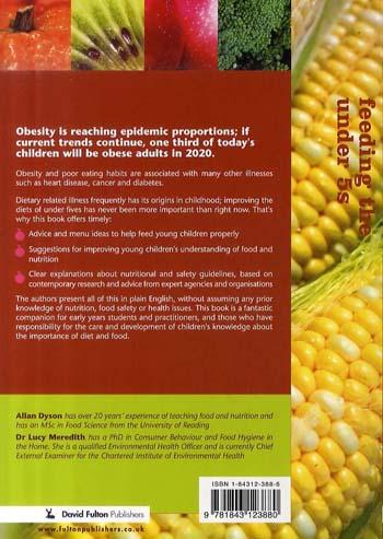 Feeding the Under 5s (Paperback)