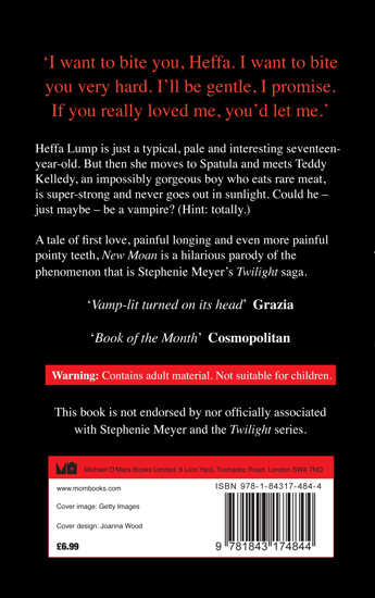 New Moan: The First Book in the Twishite Saga - A Parody (Paperback)