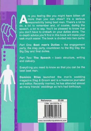 Best Man Best Speech (Paperback)