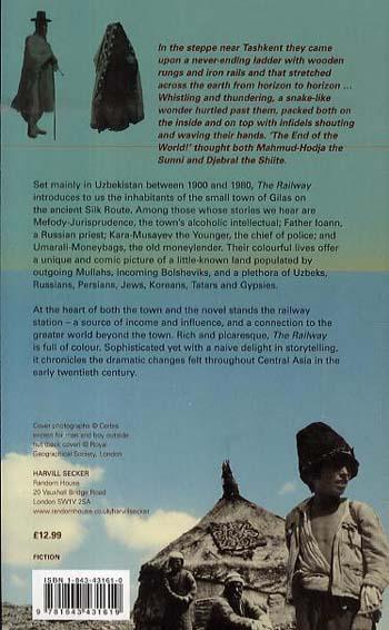 The Railway (Paperback)