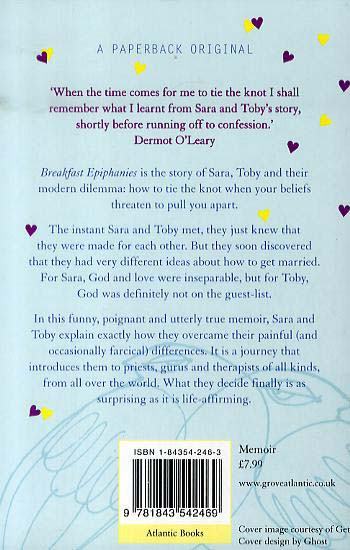 Breakfast Epiphanies: How We Planned Our Mixed-Faith Marriage and Stayed True to Ourselves (Paperback)