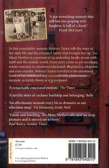 Too Many Mothers (Paperback)