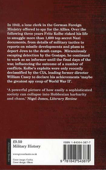 Betraying Hitler (Paperback)
