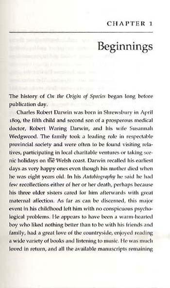 "Darwin's ""Origin of Species"": A Biography - Books That Shook the World S. (Hardback)"
