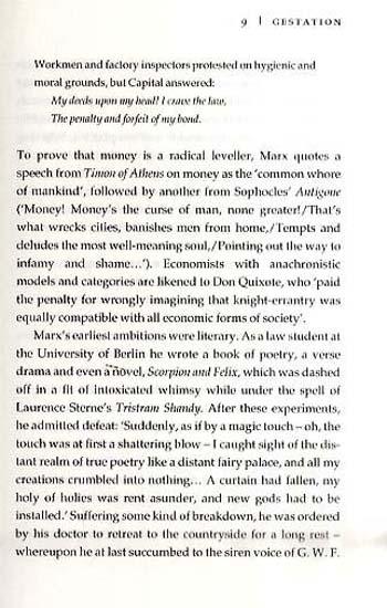 "Marx's ""Das Kapital"": A Biography - Books That Shook the World S. (Hardback)"