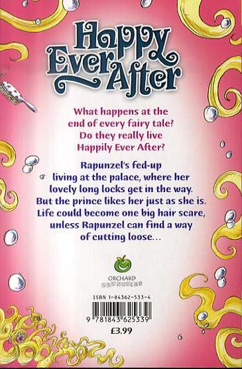 Rapunzel Cuts - Happy Ever After 15 (Paperback)