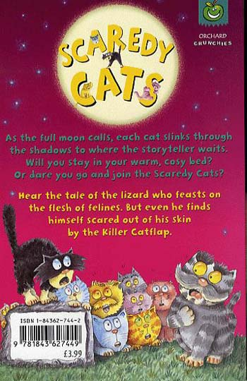 The Killer Catflap - Scaredy Cats (Paperback)