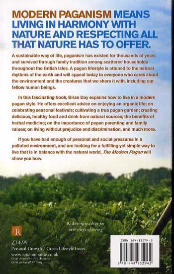 The Modern Pagan: How to live a natural lifestyle in the 21st Century (Paperback)