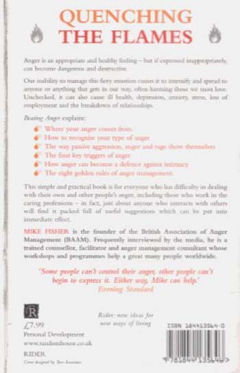 Beating Anger: The eight-point plan for coping with rage (Paperback)