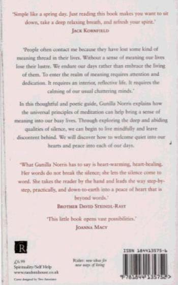 Inviting Silence: How to Find Inner Stillness and Calm (Paperback)