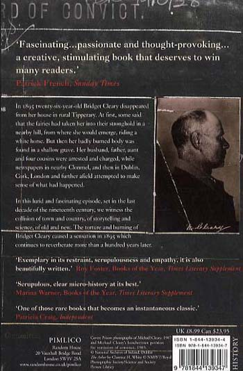 The Burning Of Bridget Cleary: A True Story (Paperback)