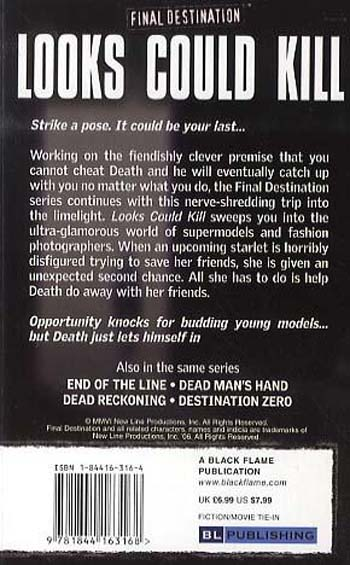 Looks Could Kill - Final Destination S. (Paperback)