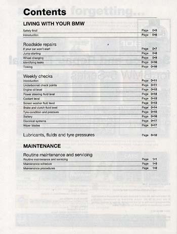 BMW 5-series 6-cyl Petrol: 96 to 03 - Haynes Service and Repair Manuals (Hardback)