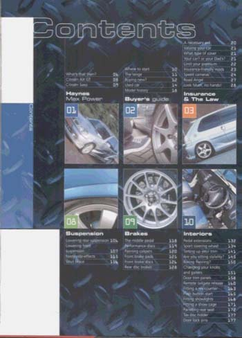 "Citroen Saxo: The Definitive Guide to Modifying - Haynes ""Max Power"" Modifying Manuals S. (Board book)"
