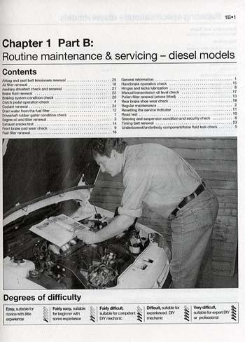 citroen automobile manuals