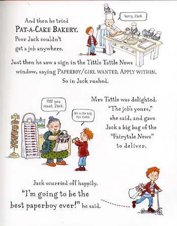 Fairytale News (Paperback)