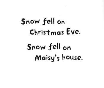 Maisy's Christmas Eve (Paperback)