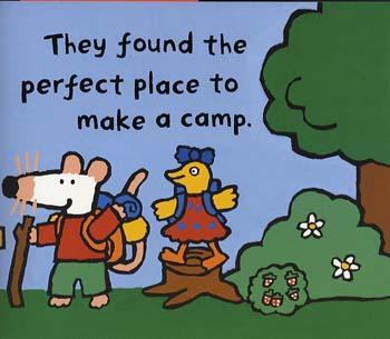 Maisy Goes Camping - Maisy (Paperback)
