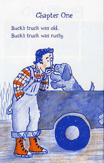 Buck and His Truck - Walker Starters (Paperback)
