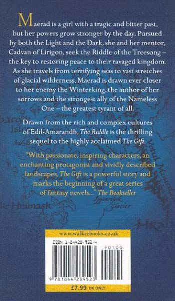 The Riddle (Paperback)