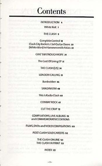 """The """"Clash"""": The Complete Guide to Their Music - Complete Guide to the Music of S. (Paperback)"""