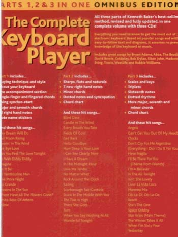 The Complete Keyboard Player: Omnibus Edition (Revised Edition) (Paperback)