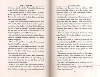 Hailey's Story (Hardback)