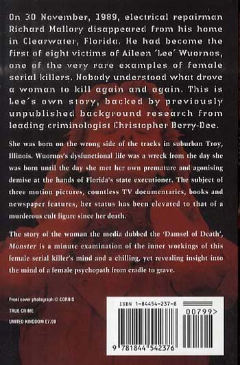 Monster: My True Story (Paperback)
