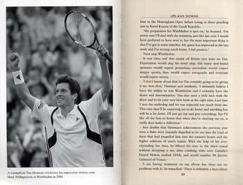 Tim Henman: England's Finest (Paperback)