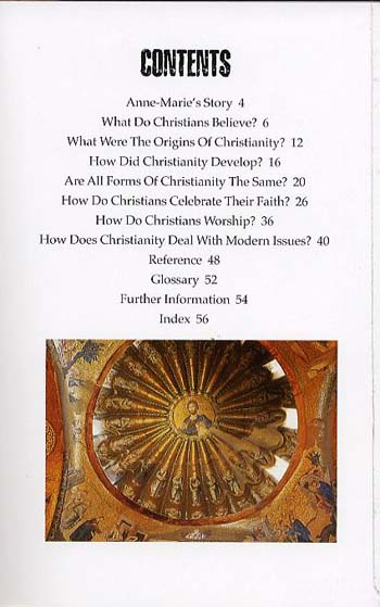 WORLD FAITHS CHRISTIANITY (Paperback)