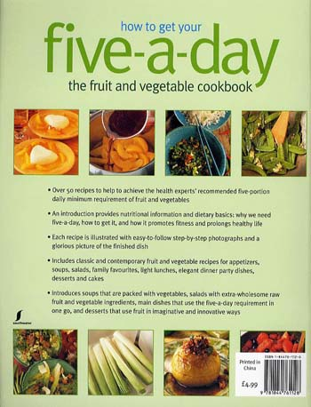 How to Get Your Five-a-Day Fruit (Paperback)