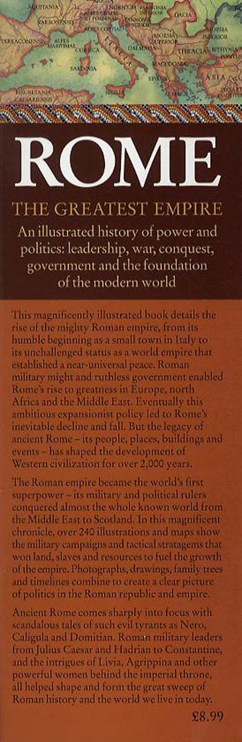 Rome: The Greatest Empire (Paperback)
