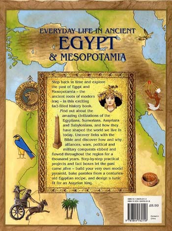 Everyday Life in Ancient Egypt and Mesopotamia (Paperback)